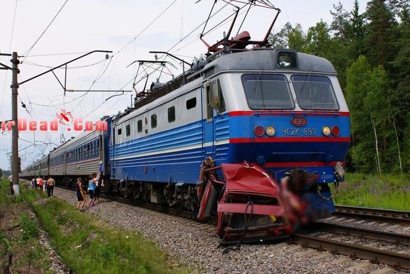 عکس تصادف ماشین سنگین